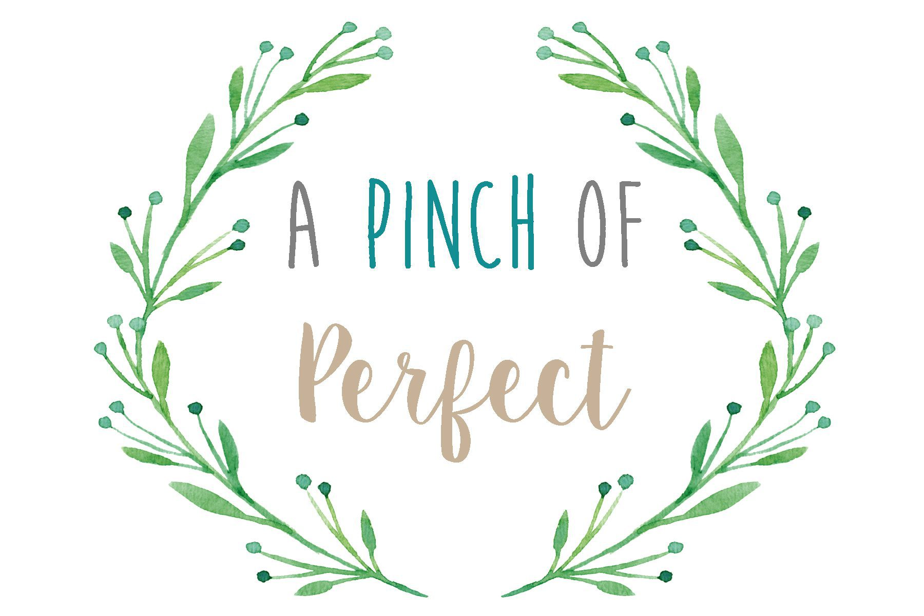 A Pinch of Perfect